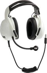 OMP Racing Słuchawki treningowe OMP TECH-RACE uniwersalny