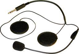 OMP Racing Słuchawki z mikrofonem OMP B-RACE do kasku otwartego uniwersalny