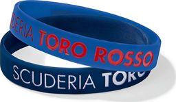 Scuderia Toro Rosso Zestaw opasek silikonowych Reflex Scuderia Toro Rosso 2019 uniwersalny