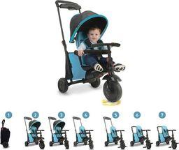 Smart Trike Smart Trike Folding Trike 500 7w1 Niebieski