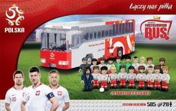 Cobi PZPN 21047 Mistrzowski Bus