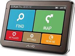 Nawigacja GPS MIO MIO SPIRIT 7100 Polska
