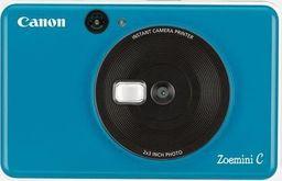 Aparat cyfrowy Canon Canon ZOEMINI C niebieski