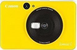 Aparat cyfrowy Canon Canon ZOEMINI C żółty