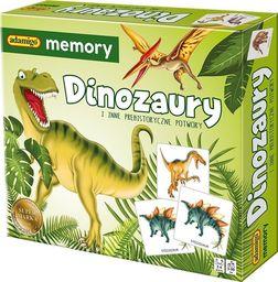Adamigo Adamigo Gra Memory Dinozaury