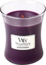 WoodWick Spiced Blackberry świeca zapachowa 275g (92078E)