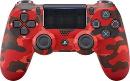 Gamepad Sony Dualshock 4 Red Camo v2 (PS4)