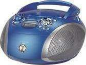 Radioodtwarzacz Grundig RCD 1445 niebieski (GDP6320)