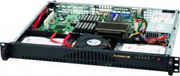 Obudowa serwerowa SuperMicro CSE-512L-200B rack 1U 200W gl.356mm (CSE-512L-200B)