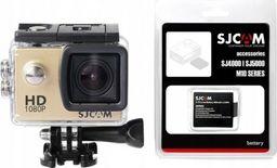 Kamera SJCAM SJCAM SJ4000 WiFi Złoty