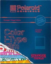 Polaroid Polaroid Color STRANGER THINGS i-Type Film