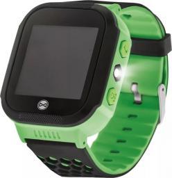 Smartwatch Forever Find Me KW-200 Zielony  (5900495702982)