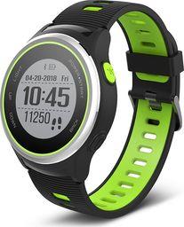 Smartwatch Forever SW-600 Czarno-zielony  (5900495738295)