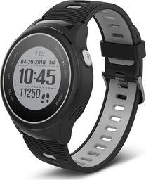 Smartwatch Forever SW-600 Czarno-szary  (5900495738271)