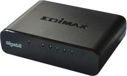 Switch EdiMax 5 Port Gigabit SOHO Switch with USB cable, energy efficient 802.3az (ES-5500G V3)