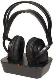 Słuchawki Panasonic RP-WF830E-K, Czarne