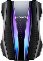 Dysk zewnętrzny ADATA HDD HD770G 1 TB Czarny (AHD770G-1TU32G1-CBK)