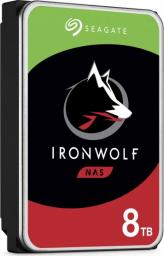 """Dysk serwerowy Seagate Ironwolf 8 TB 3.5"""" SATA III (ST8000VN004)"""