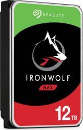 """Dysk serwerowy Seagate Ironwolf 12 TB 3.5"""" SATA III (ST12000VN0008)"""