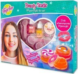 Stnux Zestaw kreatywny Beauty Studio Błyszczyki do ust-stn5522