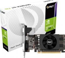 Karta graficzna Palit GeForce GT 710 1GB GDDR5 (NE5T7100HD06-2081F)