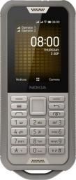 Telefon komórkowy Nokia 800 Tough Dual SIM Szary