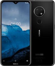 Smartfon Nokia 6.2 64 GB Dual SIM Czarny  (6830AA002403)