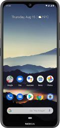 Smartfon Nokia 7.2 128 GB Dual SIM Czarny  (6830AA002399)