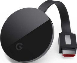Mediaplayer Google Chromecast Ultra