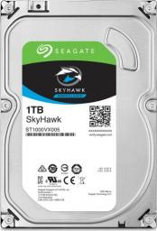 Dysk Seagate  1TB  64MB 5900 SATA III -(ST1000VX001)