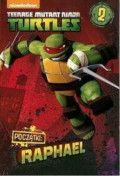 TMNT Wojownicze Żółwie Ninja. Początki 2