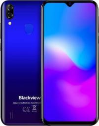 Smartfon Blackview A60 16 GB Dual SIM Niebieski  (MT_A60ProBlue)