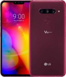 Smartfon LG V40 6/128GB Czerwony