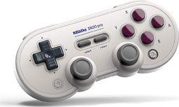 Gamepad 8BitDo 8Bitdo SN30 Pro G Classic - grey