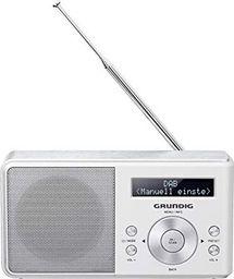 Radioodtwarzacz Grundig Grundig Music 5000 DAB + white