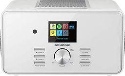 Radioodtwarzacz Grundig Grundig DTR 6000 2.1 DAB + BT WEB white