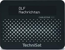 Tuner TV Technisat TechniSat Cablestar 100 receiver black