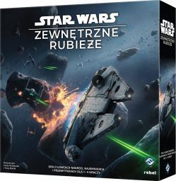 Rebel Gra planszowa Star Wars: Zewnętrzne Rubieże