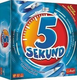 Trefl Gra 5 Sekund Wersja 2.0 Edycja 2019