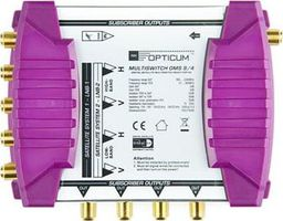 Opticum Opticum Multi switch Gold-Line OMS 9/4