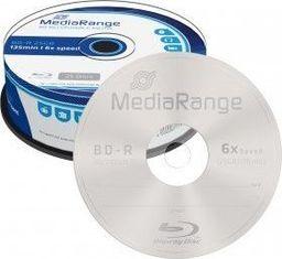 MediaRange MediaRange BD-R 25 GB Blu-ray 25pcs Roll