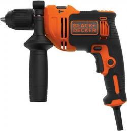 Black&Decker wiertarka udarowa 710W, 13mm uchwyt wiertarski (BEH710-QS)