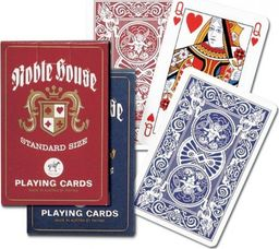Piatnik Karty Popularne Noble House talia 55 kart