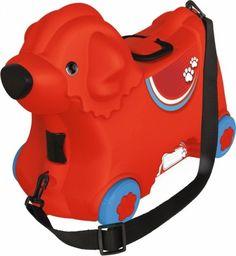 Big BIG Bobby - Trolley red