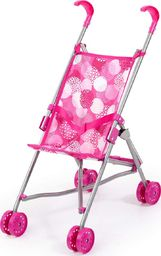 Bayer Design Bayer Design Doll Buggy white / pink - 30541AA