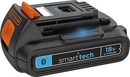 Black&Decker Bateria Slidepack Li-ion 18V/1.5Ah (BL1518ST-XJ)