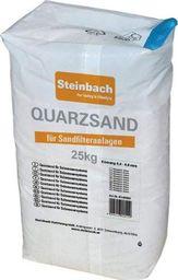 Steinbach Vertriebsgmbh Piasek kwarcowy do filtrów(0.7-1.2mm)