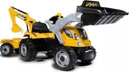 Smoby Tractor Farmer Builder Max (7600710301)