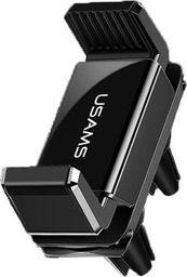 Uchwyt Usams Uchwyt do kratki wentylacyjnej Air Vent Dual Clip czarny US-ZJ045 -ZJ45ZJ01 6958444966519