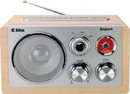 Radio Eltra Radio BAŻANT USB jasny BUK-5907727028179